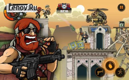 Metal Soldiers 2 v 2.15 (Mod Money)