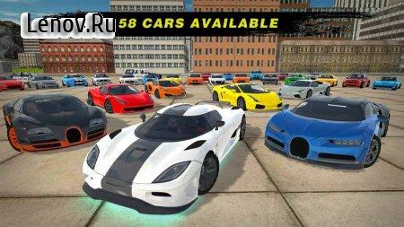Extreme Speed Car Simulator 2019 v 1.0.8 Мод (Free Shopping)