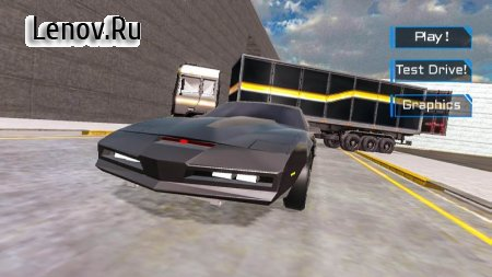 The KITT Game : Official v 1.6 Мод (Unlocked)
