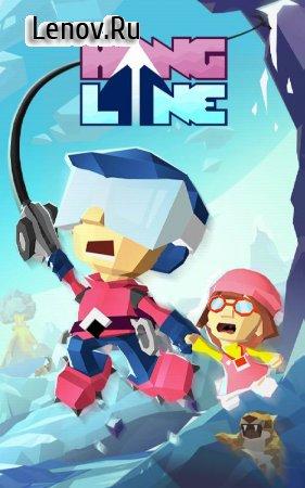 Hang Line: Mountain Climber v 1.1.0 Мод (Gold use is not anti-growth)