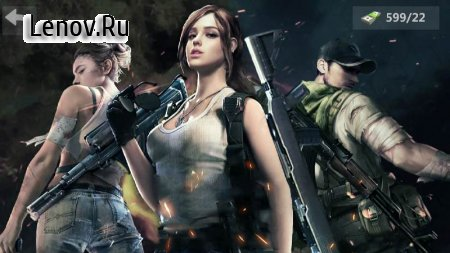 Zombie Shooter-Dead Warfare v 1.1.1 Мод (Free Shopping)