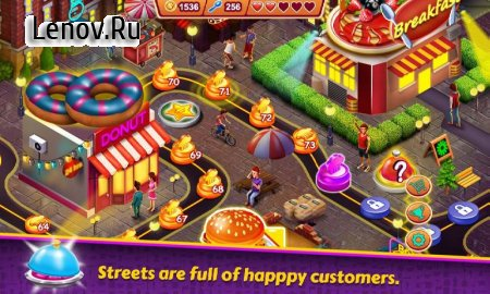 Kitchen Station Chef : Cooking Restaurant Tycoon v 7.0 (Mod Money)