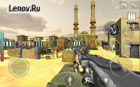 Call Of Courage : WW2 FPS Action Game v 1.0.2 (Mod Money)