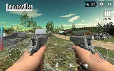 Call Of Courage : WW2 FPS Action Game v 1.0.34 (Mod Money)