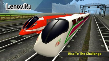 Russian Train Simulator v 3.1 (Mod Money)