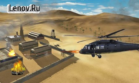 Helicopter Air Gunship : Modern War v 1.8 (Mod Money)