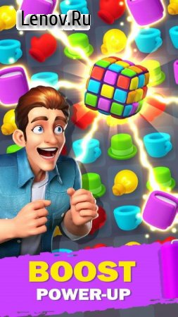 Dream Home Match v 3.5.1 Мод (Unlimited Coins/Trophies)