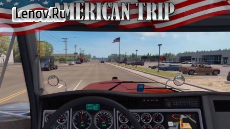 USA Truck Simulator PRO v 1.6 (Mod Money)