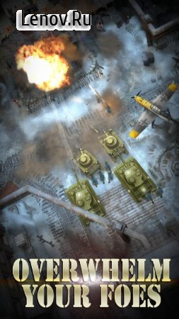 SIEGE: World War II v 1.10.30 (Mod Energy)