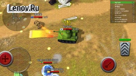 Battle Tank v 1.0.0.52 (Mod Money)