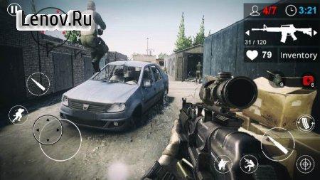 Modern Critical Warfare: action offline games 2018 v 0.0.2f (Mod Money)