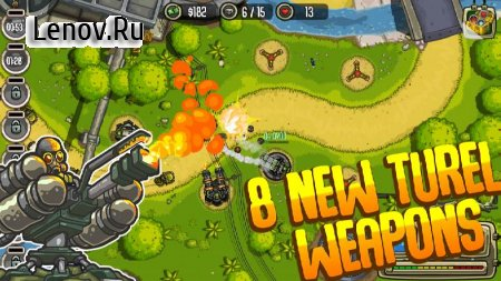 Modern Defense HD v 1.0.16 (Mod Money)