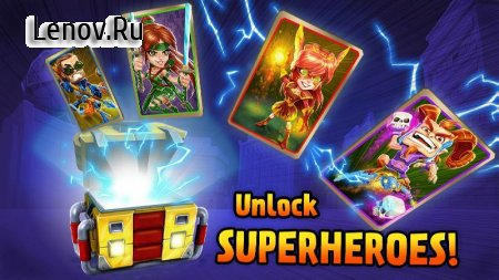 Unepic Heroes: Summoners' Guild strategy RPG v 201 (x20 DMG/GOD MODE)