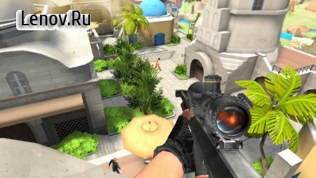 Sniper Master : City Hunter v 1.4.3 Мод (Free Shopping)