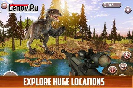 T-Rex Park: Dinosaurs Survival Jurassic Simulator v 1.0 (Mod Money)