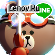 LINE BROWN STORIES v 1.3.1 Мод (DMG/DEF MULTIPLE)