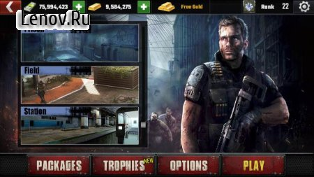 Survival After Tomorrow- Dead Zombie Shooting Game v 1.1.3 (Mod Money)