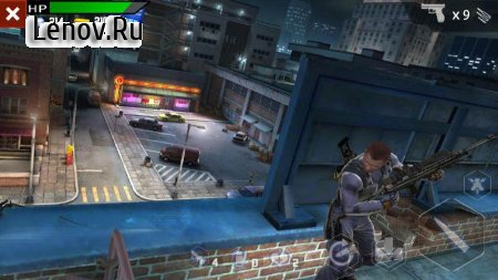 Sniper Ops - Best counter strike gun shooting game v 1.1.2 Мод (A lot of gold coins/diamonds)