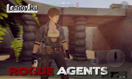 Rogue Agents v 0.249 Мод (Free Shopping)