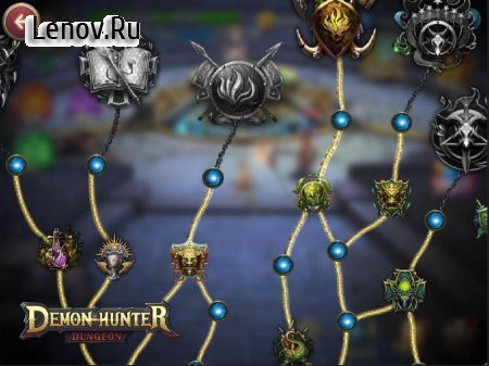 Demon Hunter: Dungeon v 0.0.2 Мод (Free Shopping)
