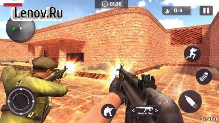 Counter Terrorism Gun Shoot v 1.1 (Mod Money)