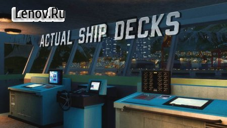 Ship Sim 2019 v 2.1.2 Мод (Unlimited Money/Gold)