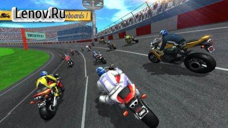 Bike Racing 2019 v 1.3 Мод (Free Shopping)