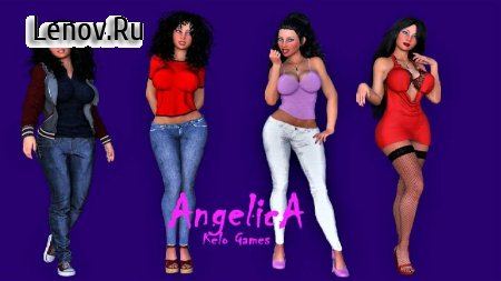 Angelica Origins Remake (18+) v 0.4 Мод (полная версия)