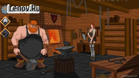Wizards Adventures (Merlin) (18+) v 0.1.13F Мод (полная версия)