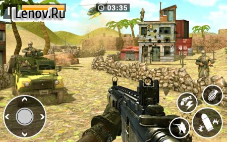 Counter Terrorist Critical Gun Mission v 1.7 Мод (Unlimited Coins/All Guns Unlocked)
