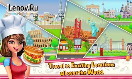 Cooking Chef Emmy's Restaurant v 1.19 (Mod Money)