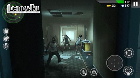 Zombie Dead vs Humans-Offline Zombie Shooting Game v 1.1.1 Мод (Free Shopping)
