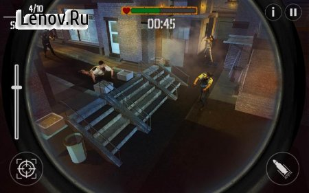 DEAD HUNTER: FPS Zombie Survival Shooter Games v 1.1.3 (Mod Money/Free Shopping))