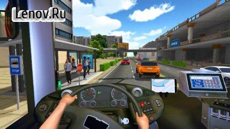 Bus Simulator 2018: City Driving v 2.4 Мод (Free Shopping)