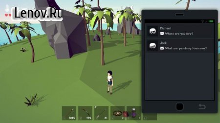 Rusty Memory :Survival v 1.0.6 Мод (Unlimited construction materials/Endless durability)