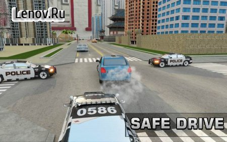 Grand City Crime China Town Auto Mafia Gangster v 1.0 Мод (Unlimited Money/Bullets)