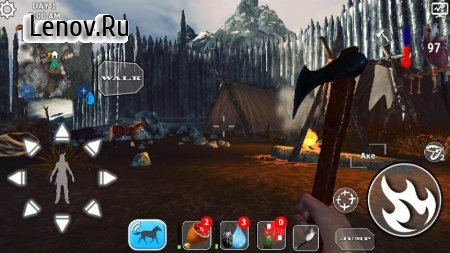 Skinwalker: Bigfoot Hunter - Survival Horror Game v 1.02 Мод (Many resources)