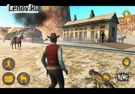 Western Two Guns Sandboxed Style 2018 v 1.01 (Mod Money)