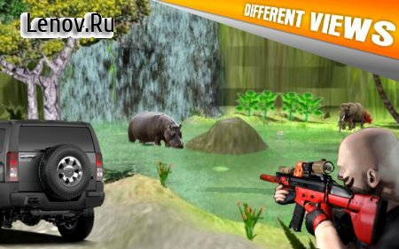 Animal Hunting:Jeep Drive Simulator v 1.0.1 (Mod Money)