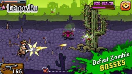 Zombie West: Dead Frontier v 0.2.0 (Mod Money)