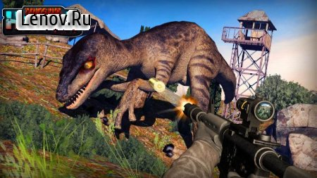 Dinosaur Hunting : 2019 - Dinosaur Games v 1.6 (Mod Money)