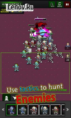 Grow Zombie inc - Merge Zombies v 35.2 Мод (Free Shopping)