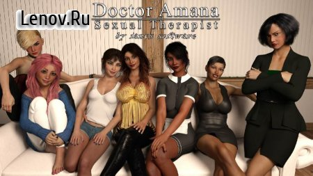 Doctor Amana: Sexual Therapist (18+) v 1.0.7a Мод (полная версия)