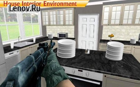 Destroy the House Interiors Smash v 1.5 Мод (Unlocked)