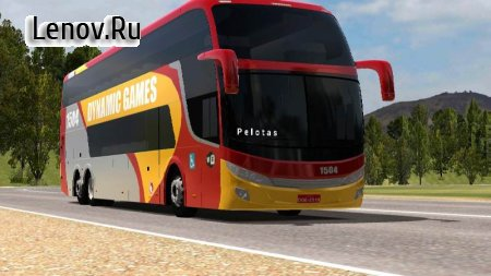 World Bus Driving Simulator v 0.58 (Mod Money/Unlocked)
