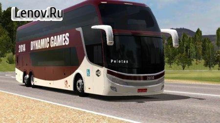 World Bus Driving Simulator v 0.47 (Mod Money/Unlocked)