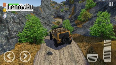 Offroad Madness v 1.1 (Mod Money)