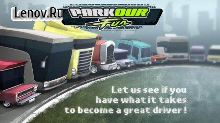 PARKour Fun v 1.22 Мод (Unlocked)