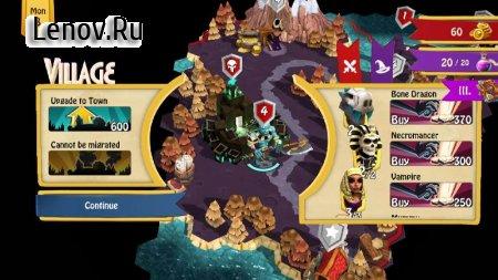 Heroes of Flatlandia v 1.3.7 (Mod Money)