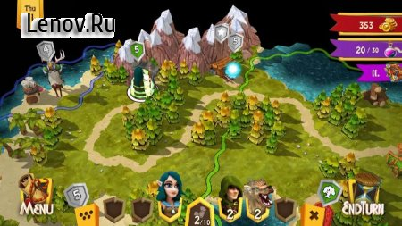 Heroes of Flatlandia v 1.3.10 (Mod Money)
